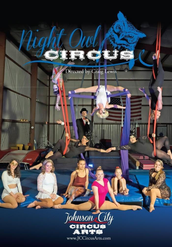 Buy the The 2nd Night Owl Circus DVD on Amazon!