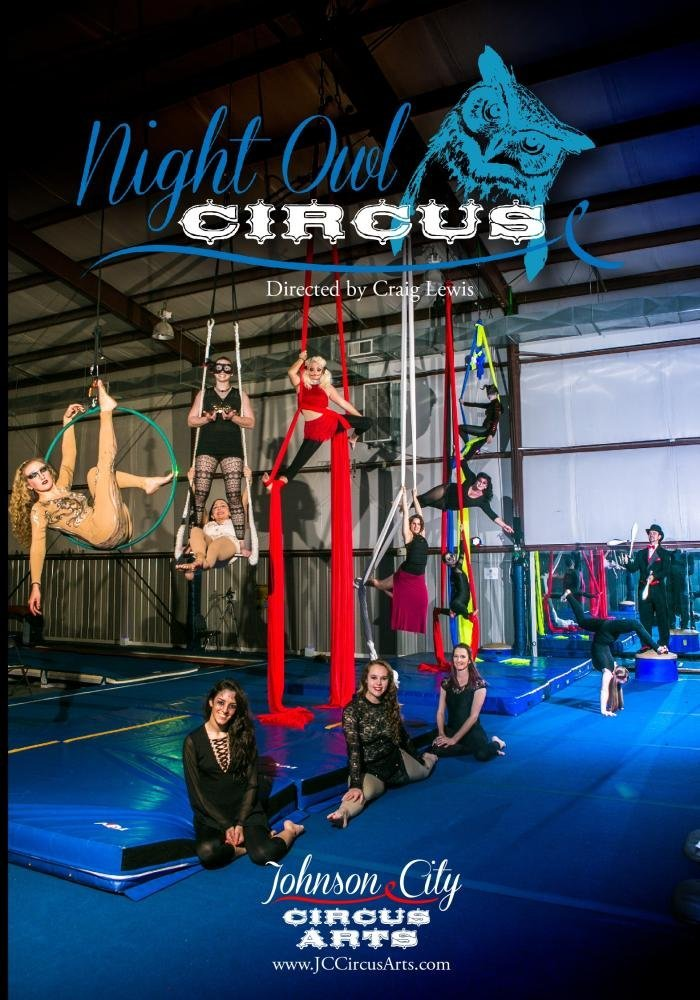 Buy the 3rd Night Owl Circus DVD on Amazon!