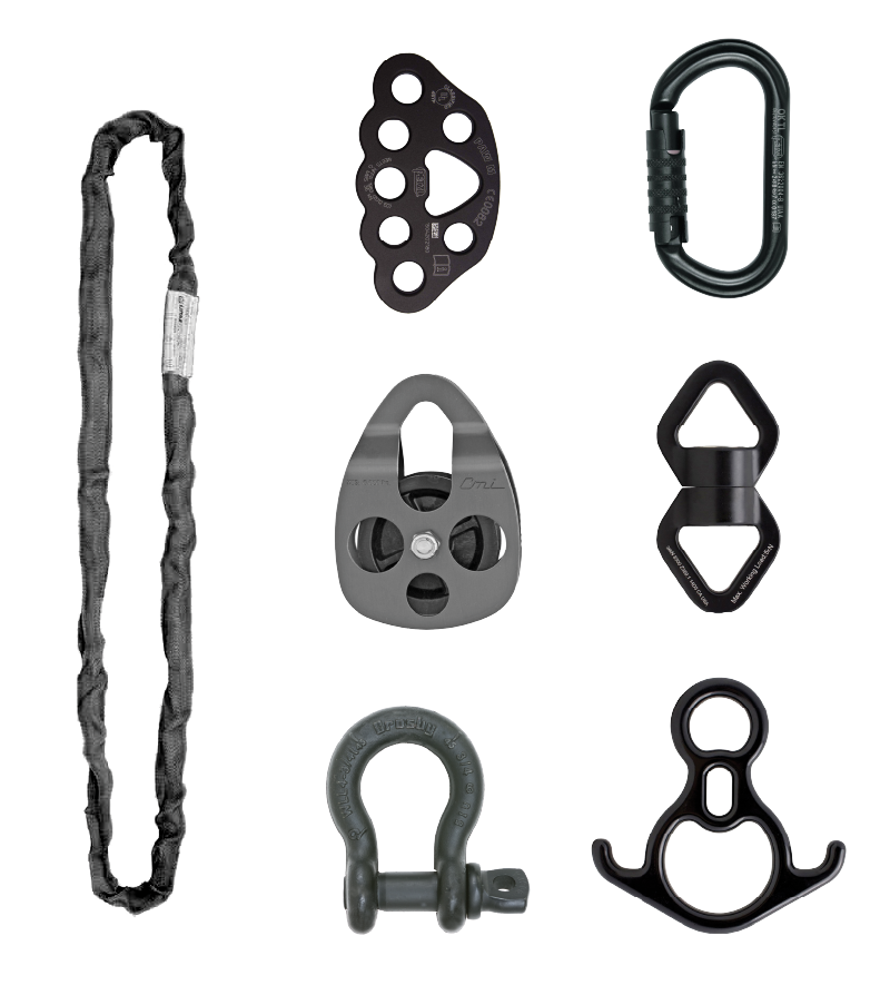 Rigging hardware
