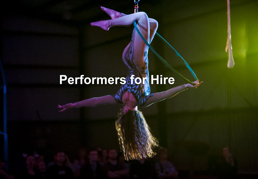Performers for Hire