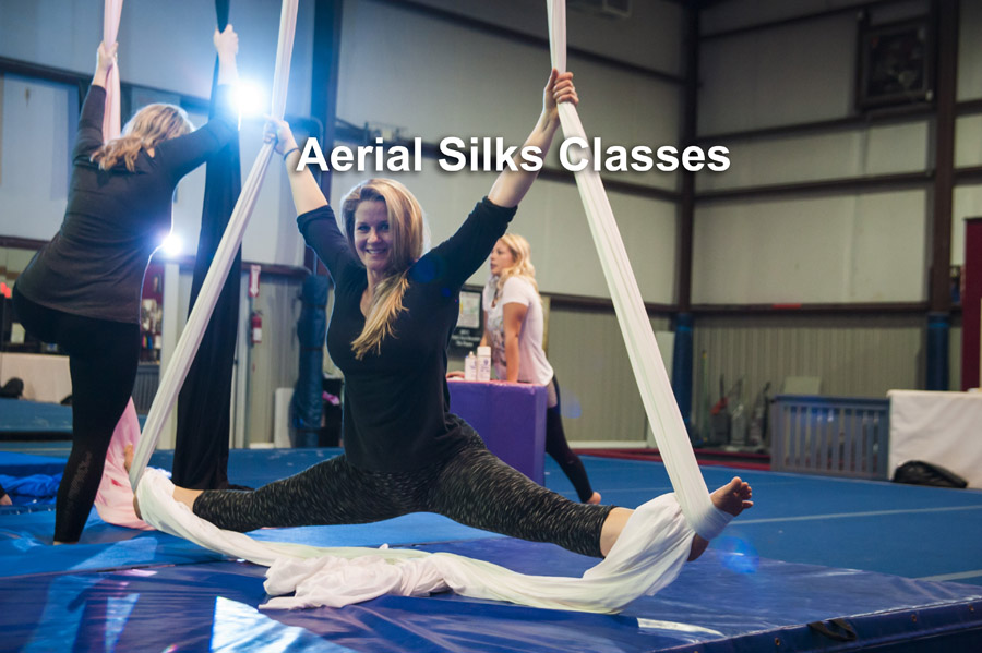 Aerial Silks Classes